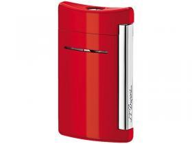 S.T. Dupont MiniJet Rot, glänzend