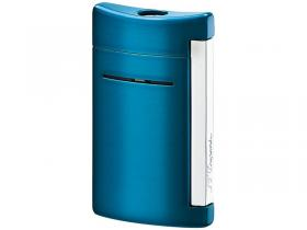 S.T. Dupont MiniJet Blau, metallic