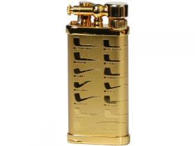 IM Corona Old Boy vergoldet Pfeifenmotive