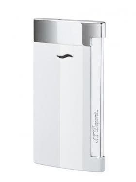 S.T. Dupont Slim 7 Weiß Lack