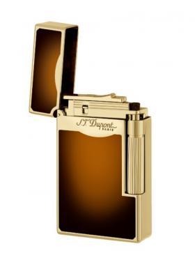 S.T. Dupont Le Grande Linie 2 Sunburst Gold