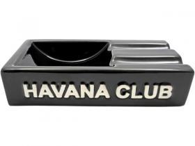 Havana Club Secundo rechteckig Keramik schwarz