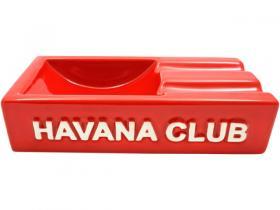 Havana Club Secundo rechteckig Keramik rot