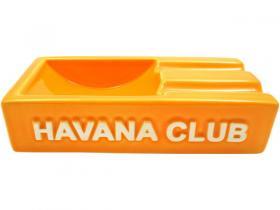 Havana Club Secundo rechteckig Keramik gelb