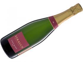 Strauch Pinot Blanc Brut Bio