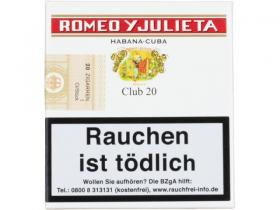 Romeo y Julieta Club