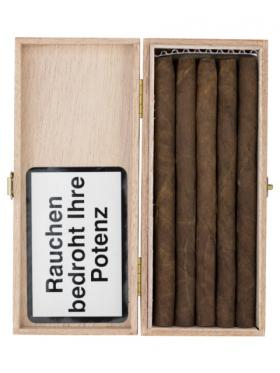Dallmayr / Cigarren Schum Long Panatella Brasil